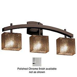 Fusion Archway Bath Bar (Mercury/Polished Chrome) - OPEN BOX