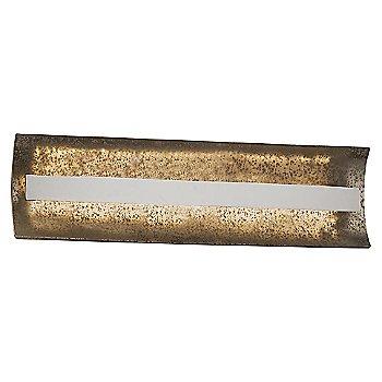 Mercury shade / Polished Chrome finish / 21 Inch size