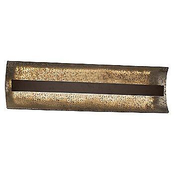 Mercury shade / Dark Bronze finish / 21 Inch size