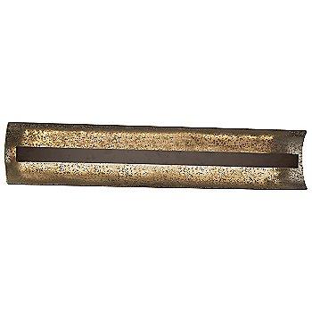 Mercury shade / Dark Bronze finish / 29 Inch size