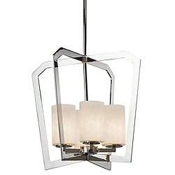 Clouds Aria Intersecting Chandelier