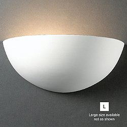 Quarter Sphere Wall Sconce (Large) - OPEN BOX RETURN