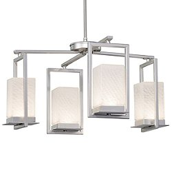 Fusion Laguna LED Outdoor Chandelier