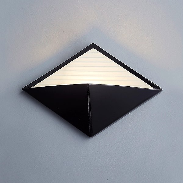 Ceramics ADA Diamond LED Wall Sconce