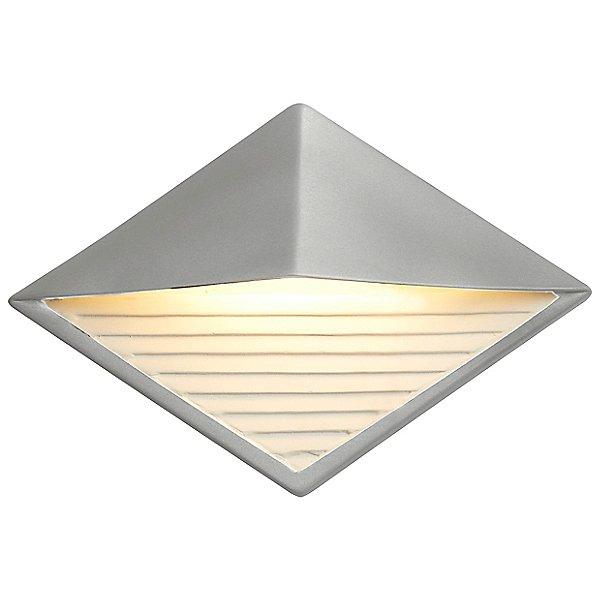 Ceramics ADA Diamond Outdoor LED Wall Sconce (Downlight)