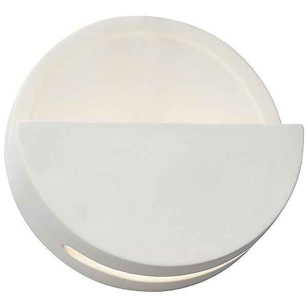 Ceramics ADA Dome LED Wall Sconce (Open Top)