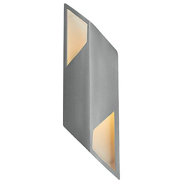 Ceramics ADA Rhomboid LED Wall Sconce