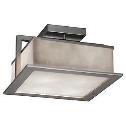 Clouds Laguna LED Outdoor Flush Mount Ceiling Light