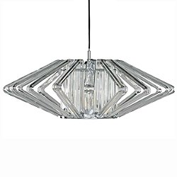 Bohemia Columba Crystal Chandelier (Clear Crystal) -OPEN BOX