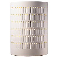 Cactus Cylinder Outdoor Wall Sconce (Large)-OPEN BOX RETURN