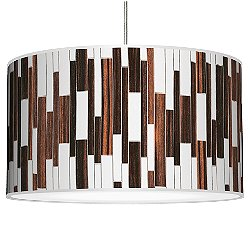 Tile 1 Pendant Light