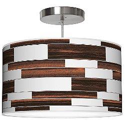 Tile 3 Pendant Light