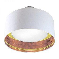 Horizontal Stripey Nest Pendant Light