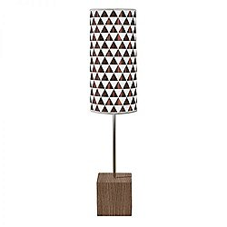 Triangle 1 Cuboid Table Lamp