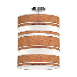 Tile 1 Triple Tiered Pendant Light