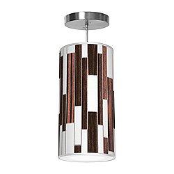 Tile 1 Column Pendant Light