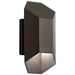 Estella 1 Light LED Outdoor Wall Light