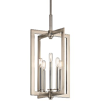 Shown in Classic Pewter finish, Small