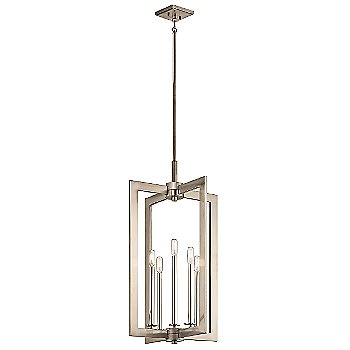 Shown in Classic Pewter finish, Large