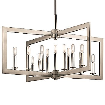Shown in Classic Pewter finish