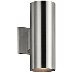 Outdoor Up/Down Cylinder Wall Light