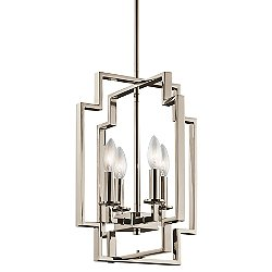 Downtown Deco Pendant Light