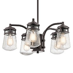 Lyndon Outdoor Chandelier