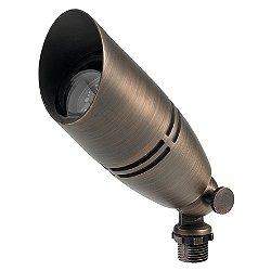 Centennial Brass Fixed Socket Spotlight