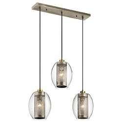 Asher Linear Suspension Light