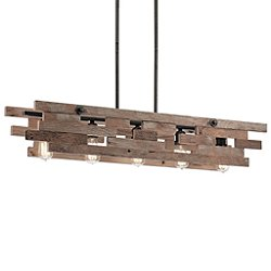 Cuyahoga Mill Linear Suspension Light