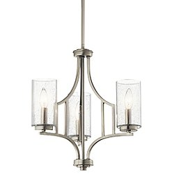 Vara 3 Light Mini Chandelier