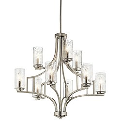 Vara 9 Light Chandelier