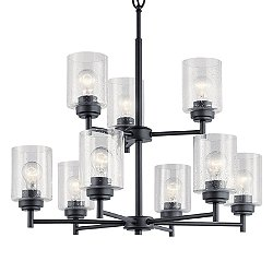 Winslow 2-Tier Chandelier