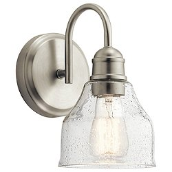 Avery Bathroom Wall Sconce