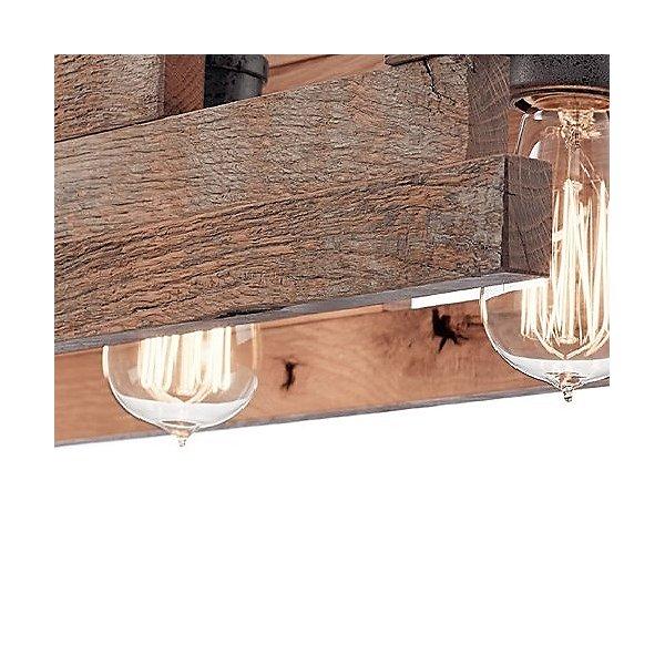Ridgewood Linear Suspension Light