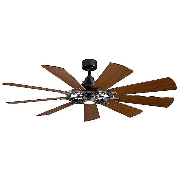 Gentry 65-Inch LED Ceiling Fan