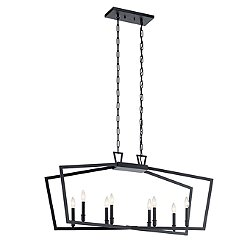 Abbotswell Linear Suspension Light