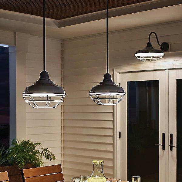 Pier Outdoor Pendant Light