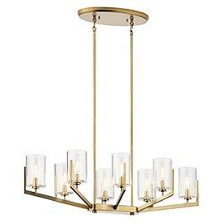 Nye Linear Suspension Light