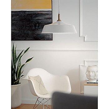 Danika 1 Light Pendant Light, in use