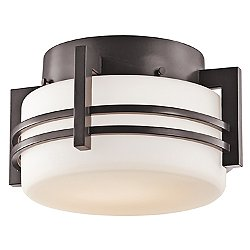 Rivera 1 Light Outdoor Ceiling Light