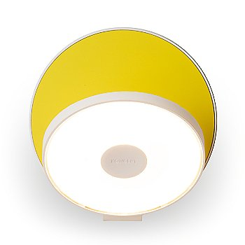 Matte Yellow Shade / Matte White Base