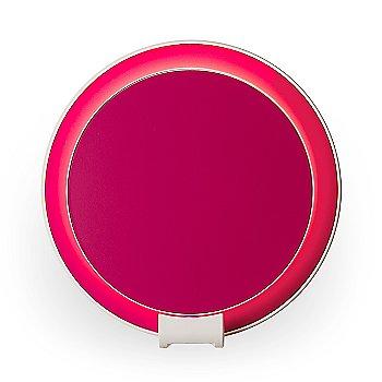 Matte Hot Pink Shade / Matte White Base