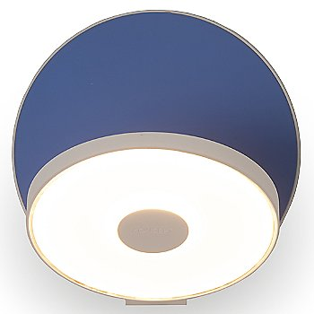 Matte Blue Shade / Matte White Base