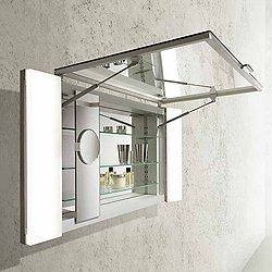 Edition 11 Mirror Cabinet With Lift Up Door