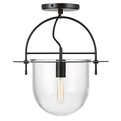 Nuance Semi-Flush Mount Ceiling Light