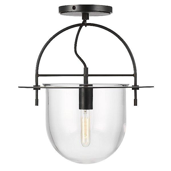 Nuance Semi-Flush Mount Ceiling Light