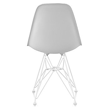 Alpine seat color with Wire Base/White