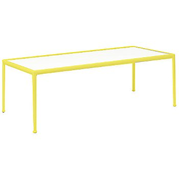 White Fiberglass Color / Yellow Frame / 38-In X 90-In Size