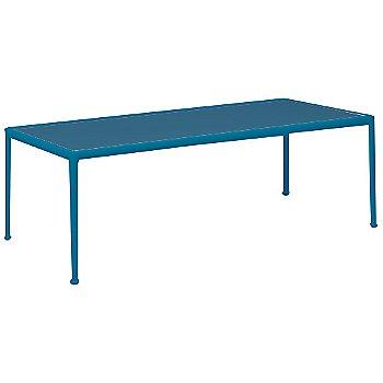 Marine Blue Porcelain Color / Blue Frame / 38-In X 90-In Size